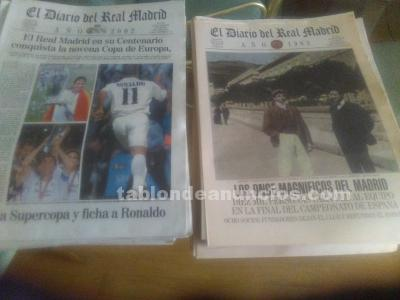 100 PERIODICOS DEL REAL MADRID 1903-2002