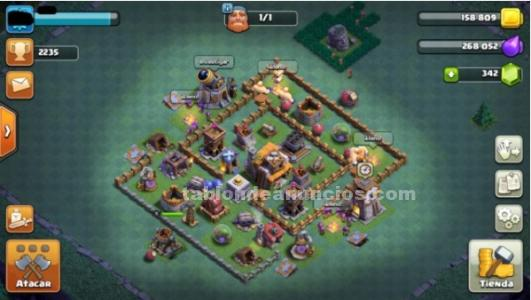 CUENTA TH11 CLASH OF CLANS