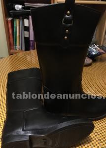 Vendo botas de lluvia de mujer, 39