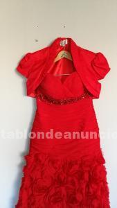 Vestido de fiesta FRAN RIVERA