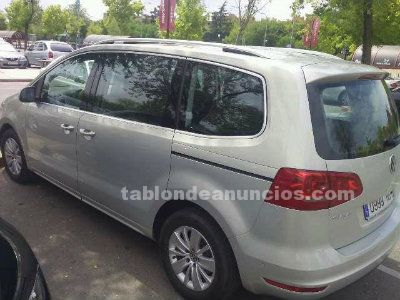 Volkswagen sharan 2.0tdi advance dsg