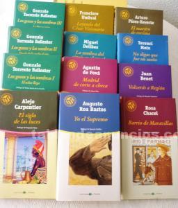 25 ejemplares de la biblioteca el mundo