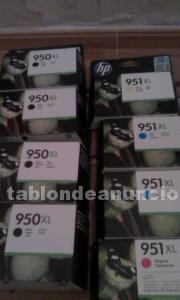 Cartuchos hp 950 original