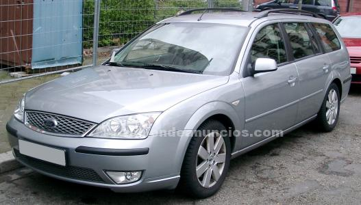 Ford mondeo familiar