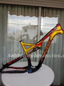CUADRO SPECIALIZED STUMPJUMPER FSR EXPERT EVO TROY LEE DESINGS LIMITED EDITION
