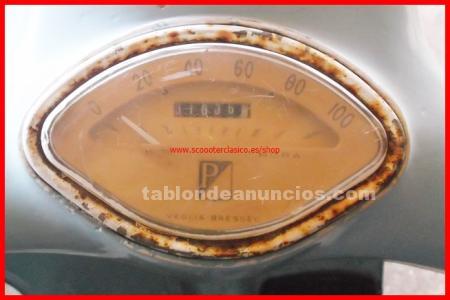 Velocimetro de vespa