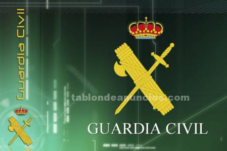 Preparador ascenso suboficial guardia civil