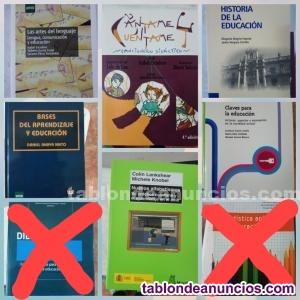 Libros uned a estrenar 1° pedagogía