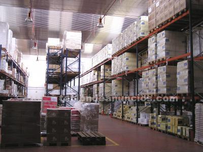 Distribuidora de alimentos galicia