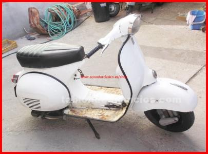 VENDO VESPA 150S DOCUMENTADA