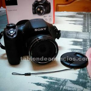 Vendo camara digital sony dsch300b