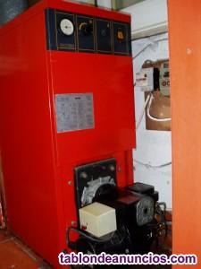Venta de caldera de calefacción de gas-oil