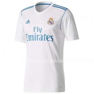 CAMISETA DE FÚTBOL REAL MADRID TEMPORADA 2017 18