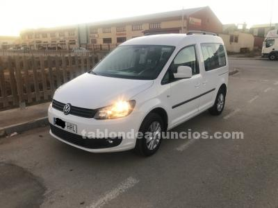 Vw caddy 1.6tdi bluemotion