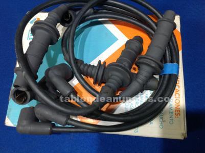 185 Juego cables bujias Citroen BX 14