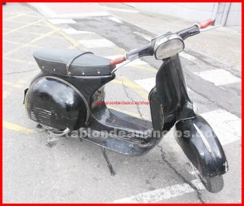 Vendo vespa 150 s documentada
