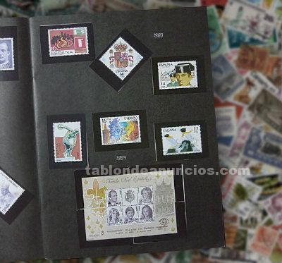 "Album ""Sellos del Mundo"", Telekitos S.A."