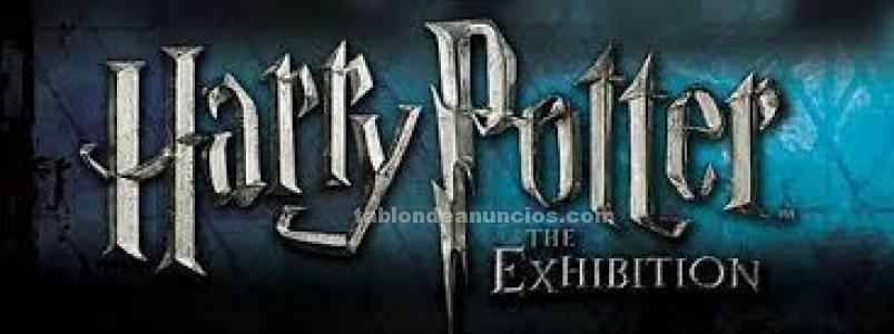 2 entradas harry potter: the exhibition