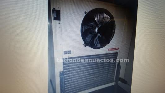 Liquidación y saldo cámaras,secaderos,túneles,panel,puertas,salas,maquinaria etc