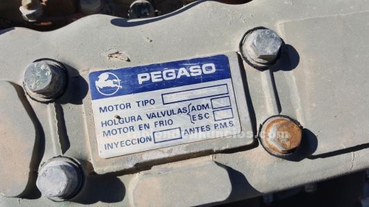 Motor pegaso 91. Te. Dz 2150
