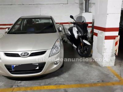 Garaje coche y moto