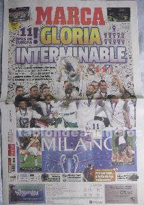 Real Madrid - Undécima Champions (2016)