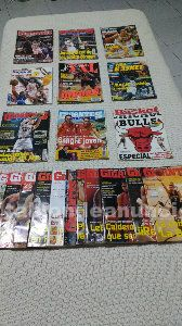 250 revistas de basket a 200 (1990-18)