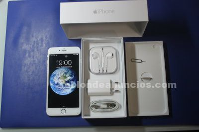 VENDO IPHONE 6 PLUS 64 GB. LIBRE