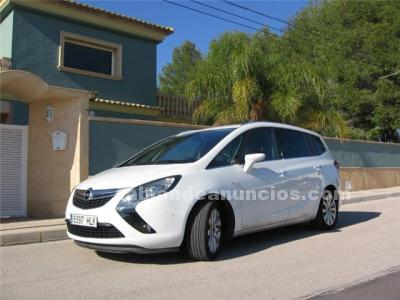 Opel zafira tourer 2.0 cdti eco excellence