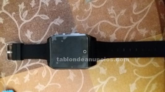 Vendo smartwatch android 3g wifi color negro
