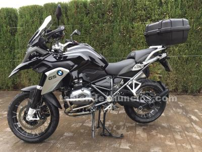 Bmw r1200 gs triple black 2.500 kms