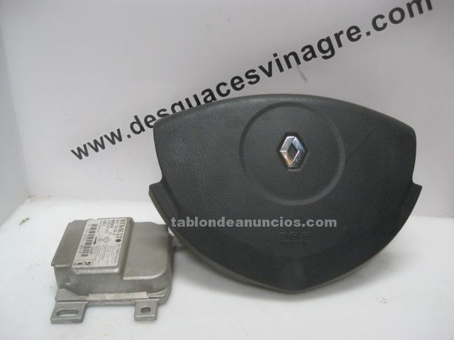AIRBAG CONDUCTOR RENAULT CLIO II (1990-2009) 1.9 DTI (80 CV)