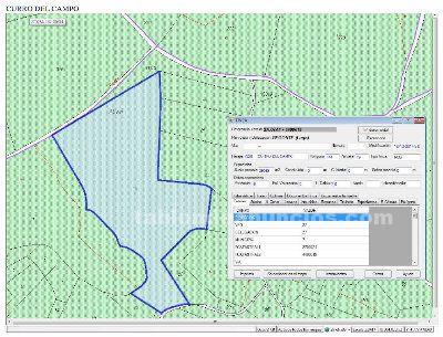 Finca de 2,9 hectáreas en el concello de begonte