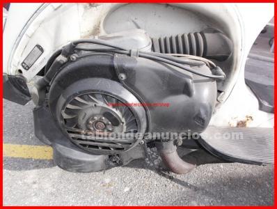 MOTOR DE VESPA 200 TX