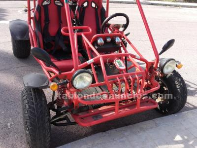 Buggy gs moon 260-1 en perfecto estado y matriculado