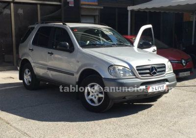 Vendo mercedez ml 320