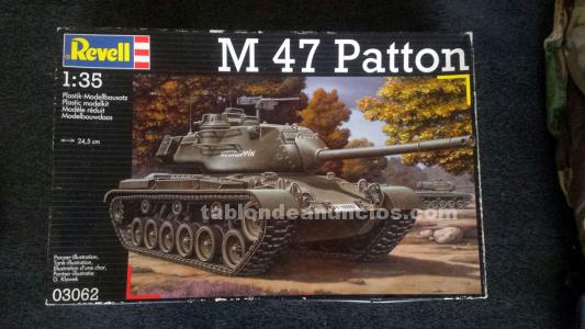 Revell - 1: 35 - 03062 - m 47 patton