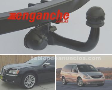 Enganches remolque y caravanas Chrysler