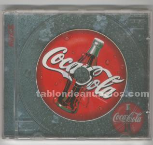 Disco coca-cola