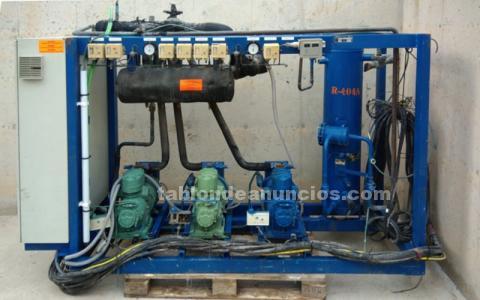 Equipo refrigeración linde vpp 330-4160