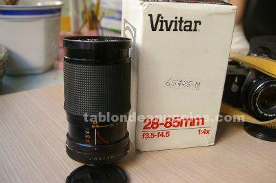 Vivitar 28-85mm 1:3,5-4,5 mc macro focusing zoom
