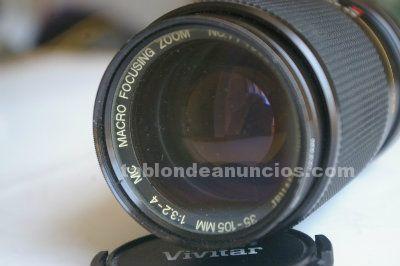 Vivitar mc macro focusing zoom
