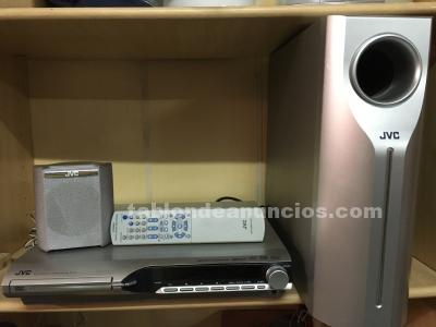 HOME CINEMA JVC