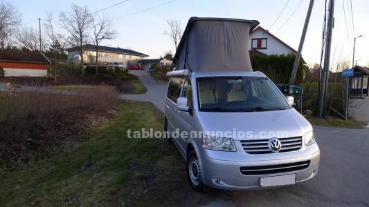 VENDO VOLKSWAGEN CALIFORNIA