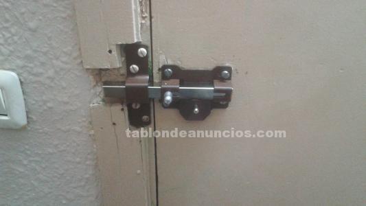 Se cambian cerraduras de viviendas