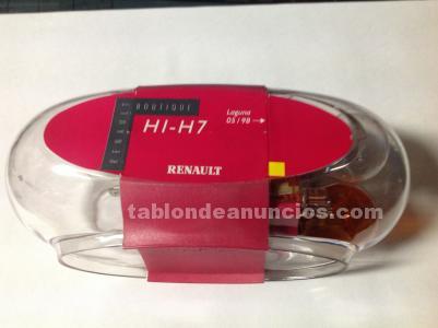 1011 Original estuche de lámparas Renault Laguna