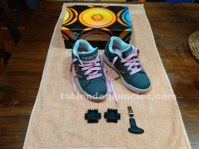 Zapatillas heelys num 35