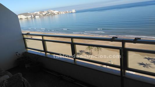 1°linea de playa vistas inmejorables