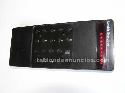 Antigua calculadora sinclair executive de 1972 - calculator -