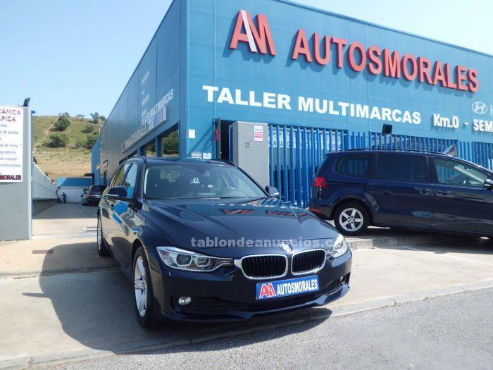 BMW SERIES 3 320D TOURING, 184CV, 5P DEL 2014